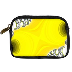 Fractal Abstract Background Digital Camera Cases