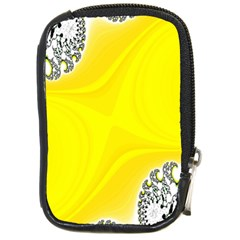 Fractal Abstract Background Compact Camera Cases