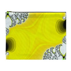 Fractal Abstract Background Cosmetic Bag (xl)