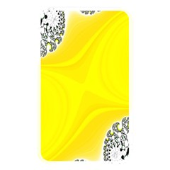 Fractal Abstract Background Memory Card Reader