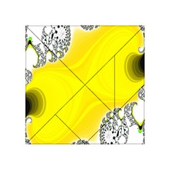 Fractal Abstract Background Acrylic Tangram Puzzle (4  X 4 )