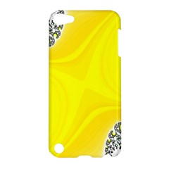 Fractal Abstract Background Apple Ipod Touch 5 Hardshell Case