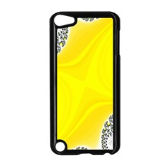 Fractal Abstract Background Apple iPod Touch 5 Case (Black)