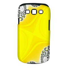 Fractal Abstract Background Samsung Galaxy S Iii Classic Hardshell Case (pc+silicone)