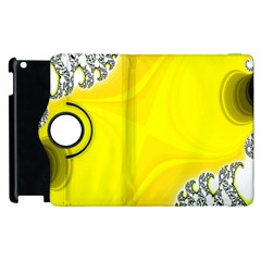 Fractal Abstract Background Apple Ipad 3/4 Flip 360 Case