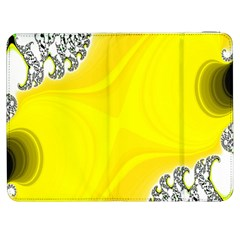 Fractal Abstract Background Samsung Galaxy Tab 7  P1000 Flip Case