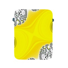 Fractal Abstract Background Apple Ipad 2/3/4 Protective Soft Cases