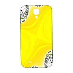 Fractal Abstract Background Samsung Galaxy S4 I9500/i9505  Hardshell Back Case