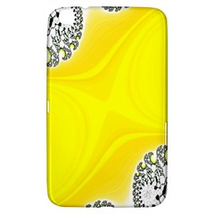 Fractal Abstract Background Samsung Galaxy Tab 3 (8 ) T3100 Hardshell Case