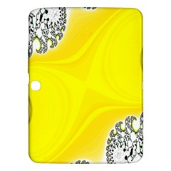 Fractal Abstract Background Samsung Galaxy Tab 3 (10 1 ) P5200 Hardshell Case