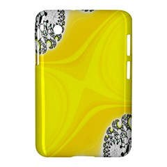 Fractal Abstract Background Samsung Galaxy Tab 2 (7 ) P3100 Hardshell Case
