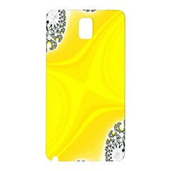 Fractal Abstract Background Samsung Galaxy Note 3 N9005 Hardshell Back Case