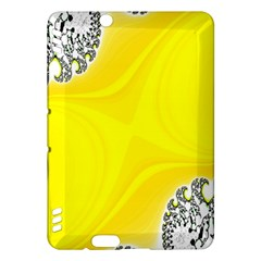 Fractal Abstract Background Kindle Fire HDX Hardshell Case