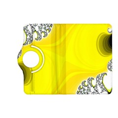 Fractal Abstract Background Kindle Fire HD (2013) Flip 360 Case