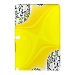 Fractal Abstract Background Samsung Galaxy Tab Pro 10.1 Hardshell Case