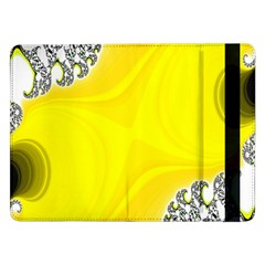 Fractal Abstract Background Samsung Galaxy Tab Pro 12 2  Flip Case
