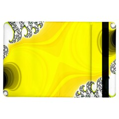 Fractal Abstract Background Ipad Air Flip