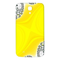 Fractal Abstract Background Samsung Galaxy Mega I9200 Hardshell Back Case