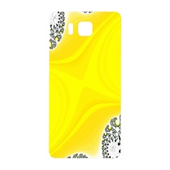 Fractal Abstract Background Samsung Galaxy Alpha Hardshell Back Case