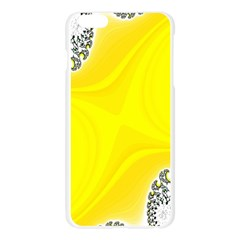 Fractal Abstract Background Apple Seamless iPhone 6 Plus/6S Plus Case (Transparent)