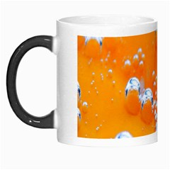 Bubbles Background Morph Mugs