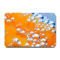Bubbles Background Small Doormat