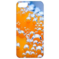 Bubbles Background Apple iPhone 5 Classic Hardshell Case