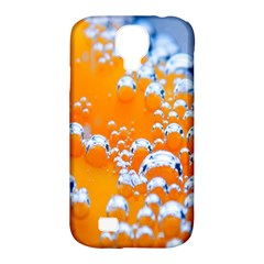 Bubbles Background Samsung Galaxy S4 Classic Hardshell Case (pc+silicone)
