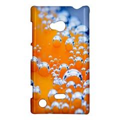Bubbles Background Nokia Lumia 720