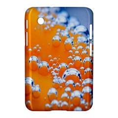 Bubbles Background Samsung Galaxy Tab 2 (7 ) P3100 Hardshell Case