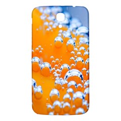 Bubbles Background Samsung Galaxy Mega I9200 Hardshell Back Case
