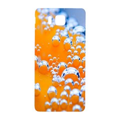 Bubbles Background Samsung Galaxy Alpha Hardshell Back Case