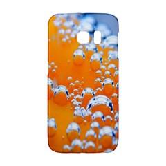 Bubbles Background Galaxy S6 Edge