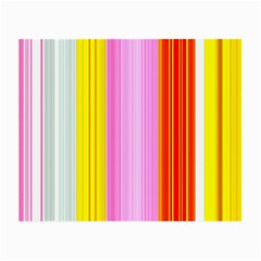 Multi Colored Bright Stripes Striped Background Wallpaper Small Glasses Cloth
