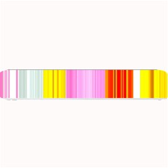 Multi Colored Bright Stripes Striped Background Wallpaper Small Bar Mats