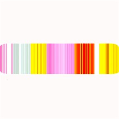 Multi Colored Bright Stripes Striped Background Wallpaper Large Bar Mats