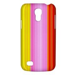 Multi Colored Bright Stripes Striped Background Wallpaper Galaxy S4 Mini