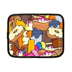 Sweet Stuff Digitally Created Sweet Food Wallpaper Netbook Case (small)