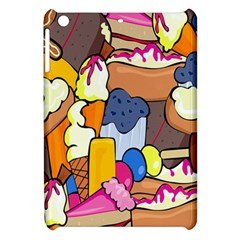 Sweet Stuff Digitally Created Sweet Food Wallpaper Apple Ipad Mini Hardshell Case