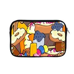 Sweet Stuff Digitally Created Sweet Food Wallpaper Apple Macbook Pro 13  Zipper Case