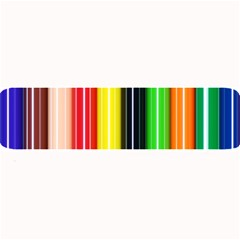 Colorful Striped Background Wallpaper Pattern Large Bar Mats