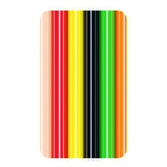 Colorful Striped Background Wallpaper Pattern Memory Card Reader
