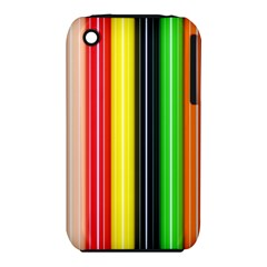 Colorful Striped Background Wallpaper Pattern Iphone 3s/3gs