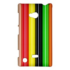 Colorful Striped Background Wallpaper Pattern Nokia Lumia 720