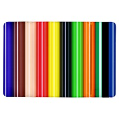 Colorful Striped Background Wallpaper Pattern Ipad Air Flip