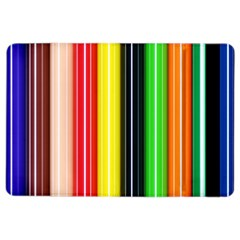 Colorful Striped Background Wallpaper Pattern Ipad Air 2 Flip