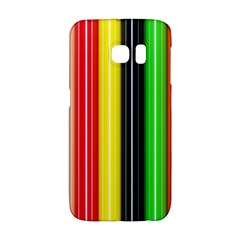 Colorful Striped Background Wallpaper Pattern Galaxy S6 Edge