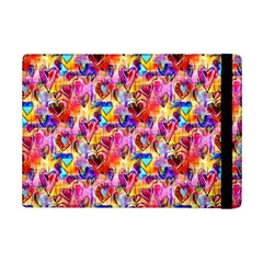 Spring Hearts Bohemian Artwork iPad Mini 2 Flip Cases