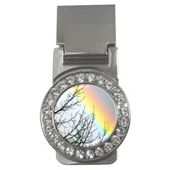 Rainbow Sky Spectrum Rainbow Colors Money Clips (cz)