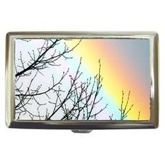 Rainbow Sky Spectrum Rainbow Colors Cigarette Money Cases